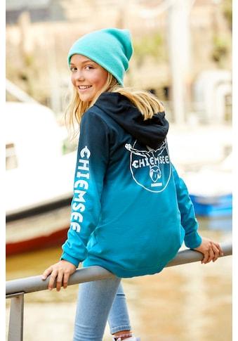 Chiemsee Kapuzensweatshirt, mit schönem Farbverlauf kaufen