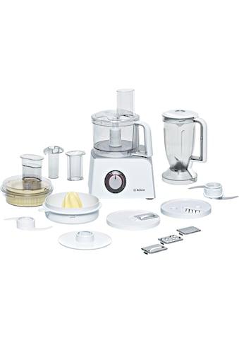 Kompakt - Küchenmaschine, Bosch, »MCM4200, 800 Watt« kaufen