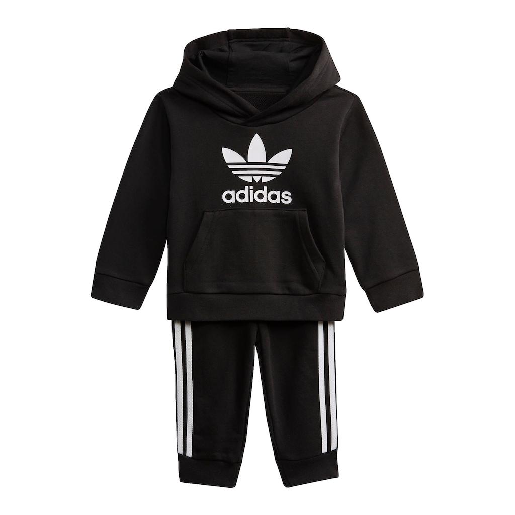 adidas Originals Jogginganzug »TREFOIL HOODIE-SET«, (Set, 2 tlg.), Unisex