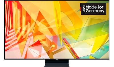 Samsung GQ65Q90T QLED - Fernseher (163 cm / (65 Zoll), 4K Ultra HD, Smart - TV kaufen