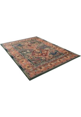 THEKO Teppich »Leonie«, rechteckig, 10 mm Höhe, Orient-Optik, Wohnzimmer kaufen