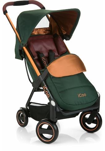 iCoo Kinder-Buggy »Acrobat Copper Green«, mit leichtem und stylischem... kaufen