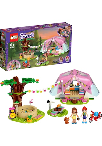 LEGO® Konstruktionsspielsteine »Camping in Heartlake City (41392), LEGO® Friends«,... kaufen