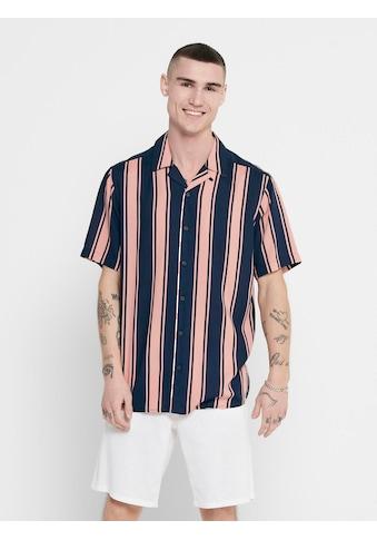 ONLY & SONS Kurzarmhemd »Wayni« kaufen