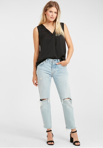 Ichi Kurzarmbluse »IHCRISSY TO2«, Blusenshirt kaufen