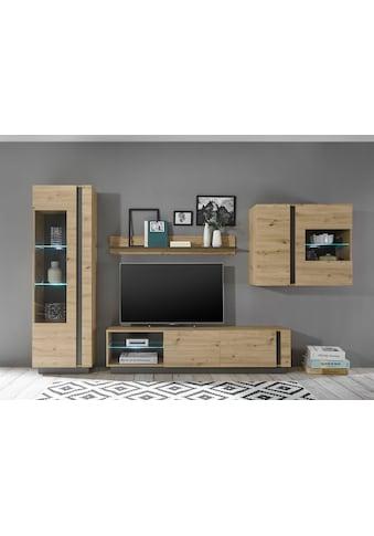 INOSIGN Wohnwand »CLAiR Kombi 23«, (Set, 4 St.) kaufen