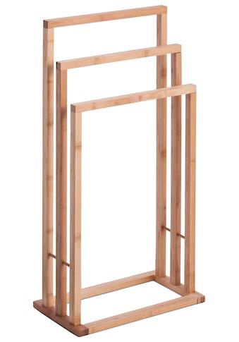 ZELLER Handtuchständer Bambus, 42x24x81,5 cm kaufen