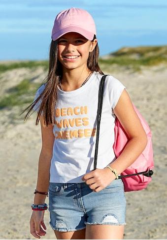 Chiemsee T-Shirt, in kurzer Form kaufen