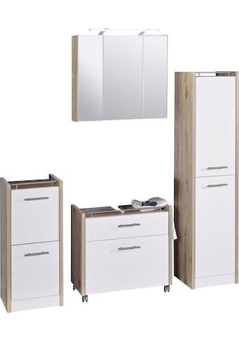 Schildmeyer Badmöbel-Set »Triant«, (Set, 4 St.) kaufen