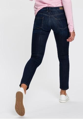 edc by Esprit 5-Pocket-Jeans, in authentischer Waschung kaufen