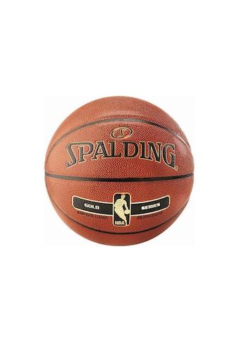 Spalding Basketball »NBA Goldfarben«, (1) kaufen