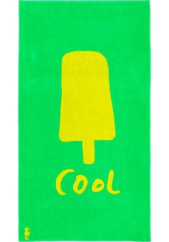 Seahorse Strandtuch »Popsicle«, (1 St.), mit einem Eis kaufen