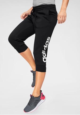adidas Performance 3/4 - Hose »LINEAR 3/4 PANT« kaufen