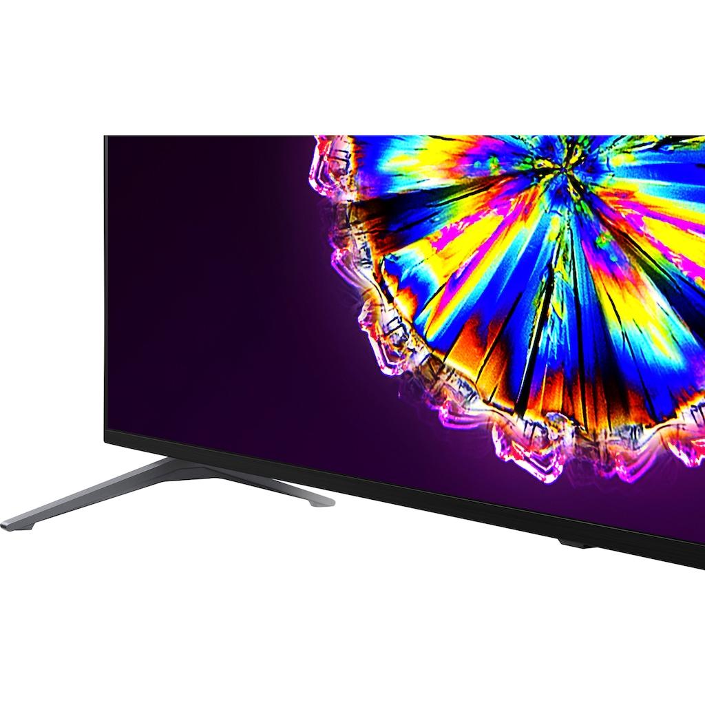 "LG LED-Fernseher »86NANO906NA«, 217 cm/86 "", 4K Ultra HD, Smart-TV, NanoCell"