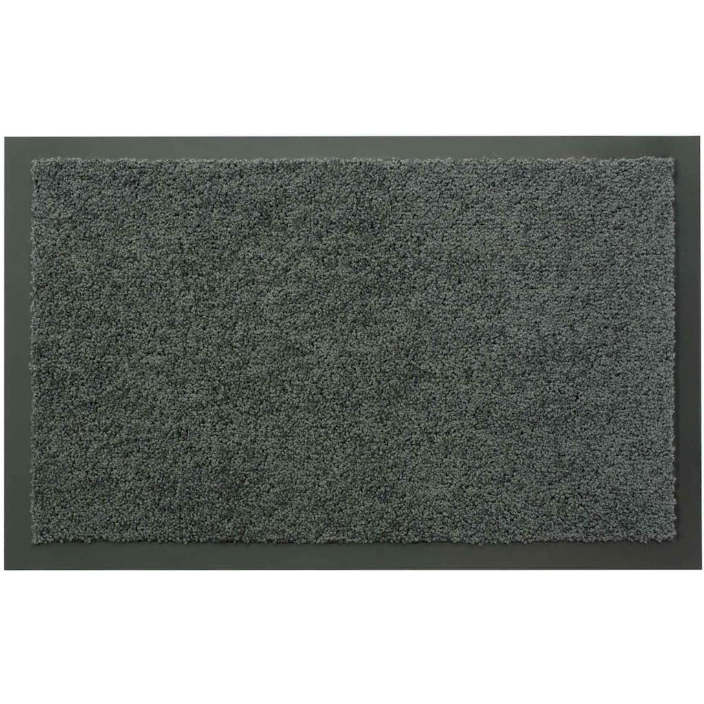 Primaflor-Ideen in Textil Fussmatte »DANCER«, rechteckig, 6 mm Höhe, Schmutzfangmatte, In- und Outdoor geeignet, waschbar
