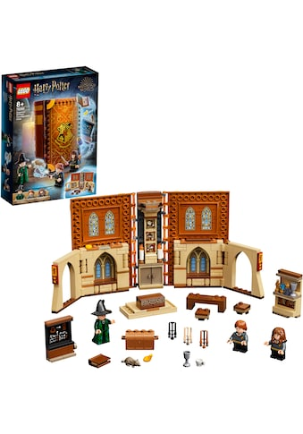 LEGO® Konstruktionsspielsteine »Hogwarts™ Moment: Verwandlungsunterricht (76382),... kaufen