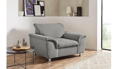 DOMO collection Sessel »Franzi«, wahlweise mit Kopfteilverstellung kaufen