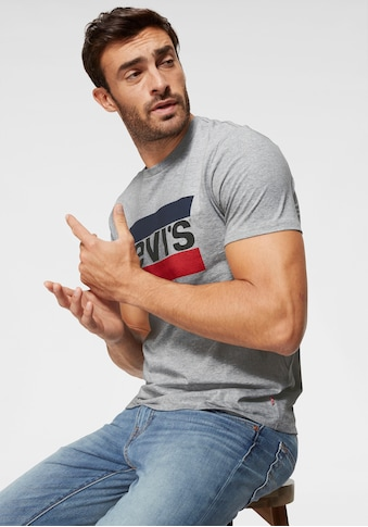 Levi's® T-Shirt, mit grossem Logoprint kaufen