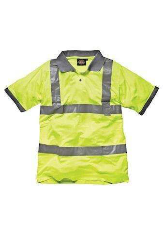 Dickies Poloshirt »Sicherheits Polo Shirt / Herren Arbeitskleidung mit Reflektoren« kaufen