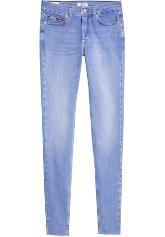 TOMMY JEANS Skinny - fit - Jeans »NORA MID RISE SKINNY ANKLE DLYDK« kaufen
