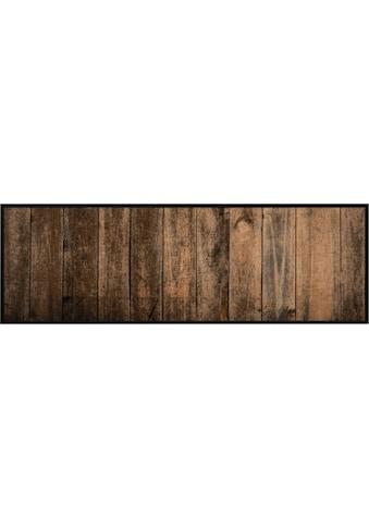 Zala Living Küchenläufer »Wood«, rechteckig, 5 mm Höhe, In- und Outdoor geeignet,... kaufen
