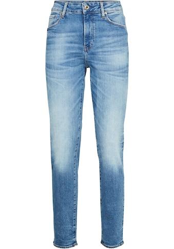 G - Star RAW High - waist - Jeans »3301 High Straight 90's A« kaufen