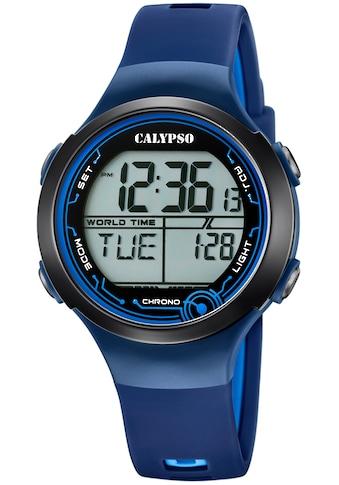 CALYPSO WATCHES Chronograph »Digital Crush, K5799/5« kaufen