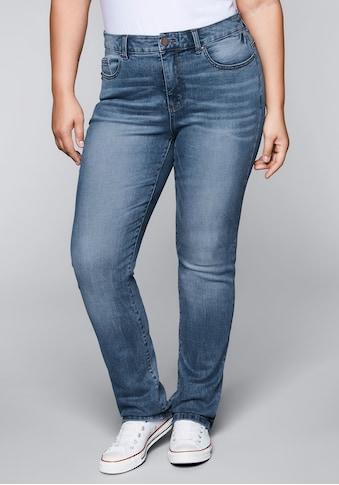 Sheego Gerade Jeans kaufen