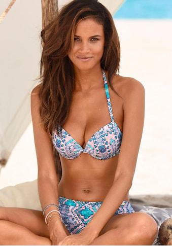 Sunseeker Push-Up-Bikini-Top »April«, mit modischem Druck kaufen