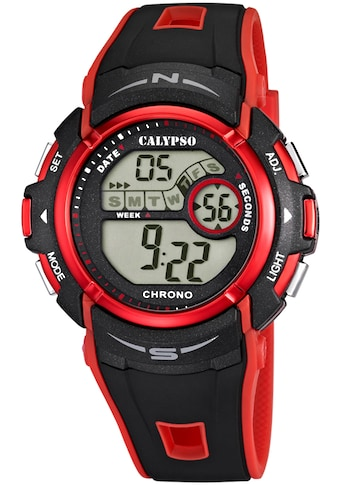 CALYPSO WATCHES Chronograph »Digital For Man, K5610/5« kaufen