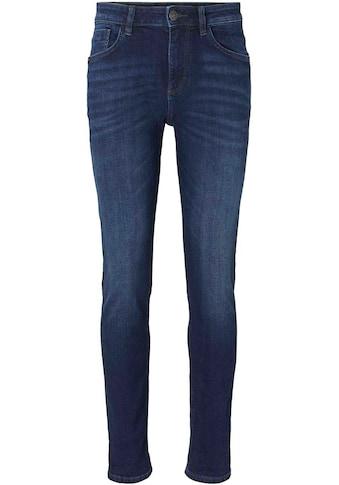 TOM TAILOR 5-Pocket-Jeans »Josh«, mit Reissverschluss kaufen