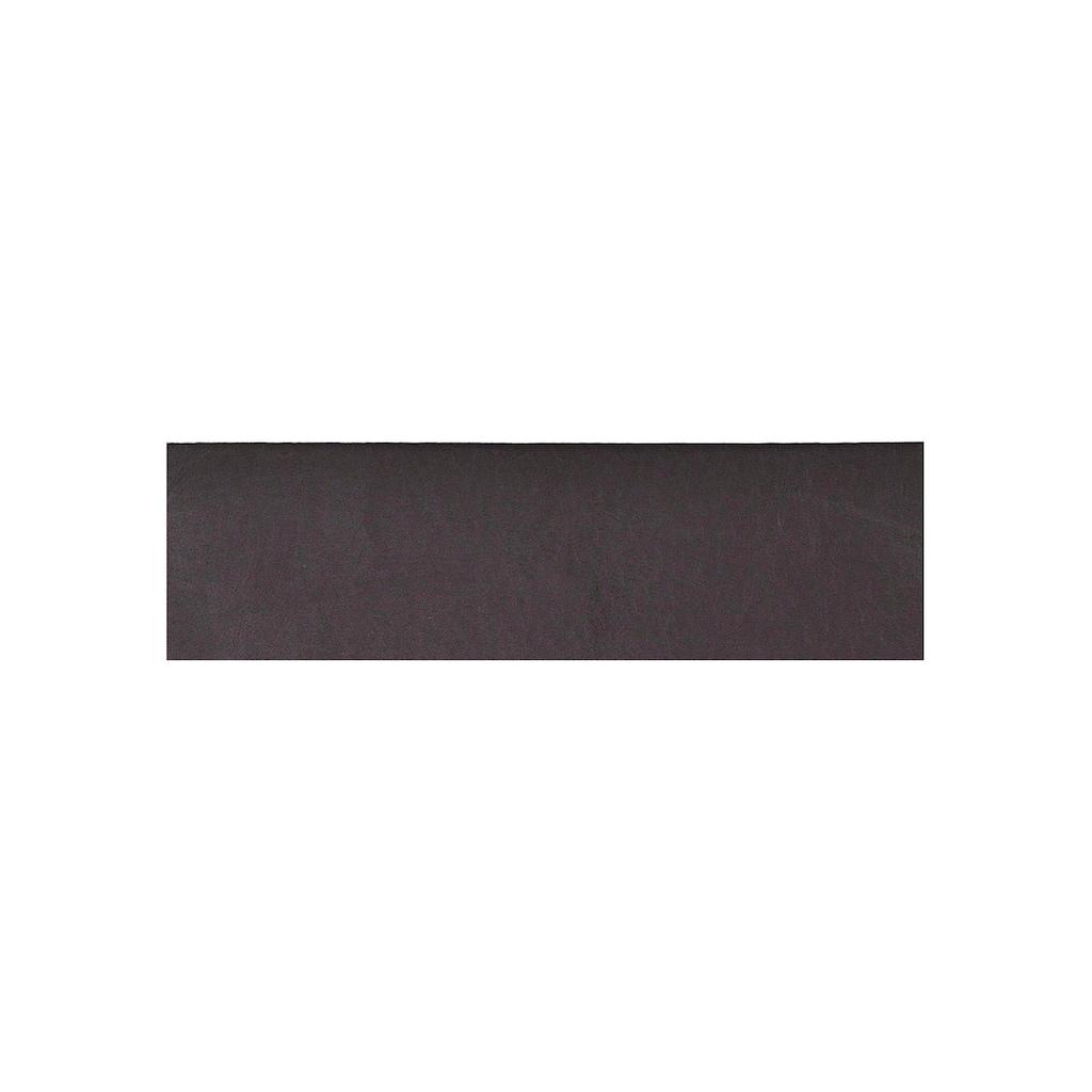 MUSTANG Koppelgürtel, Rindsledergürtel mit Pullup Effekt