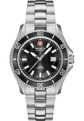 Swiss Military Hanowa Schweizer Uhr »NAUTILA LADY, 6-7296.04.007« kaufen
