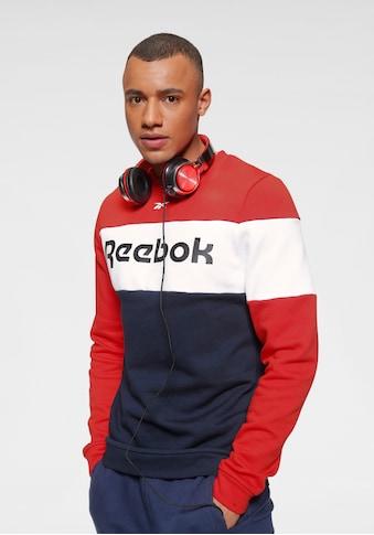 Reebok Sweatshirt »TE LL FLC Crew« kaufen
