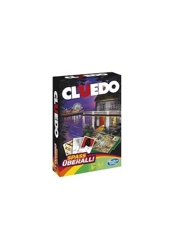 Hasbro Spiel »Cluedo Kompakt« kaufen