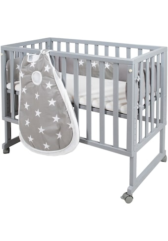 Roba® Stubenbett, »safe asleep® 3 - in - 1 Little Stars«, 4 - tlg. kaufen