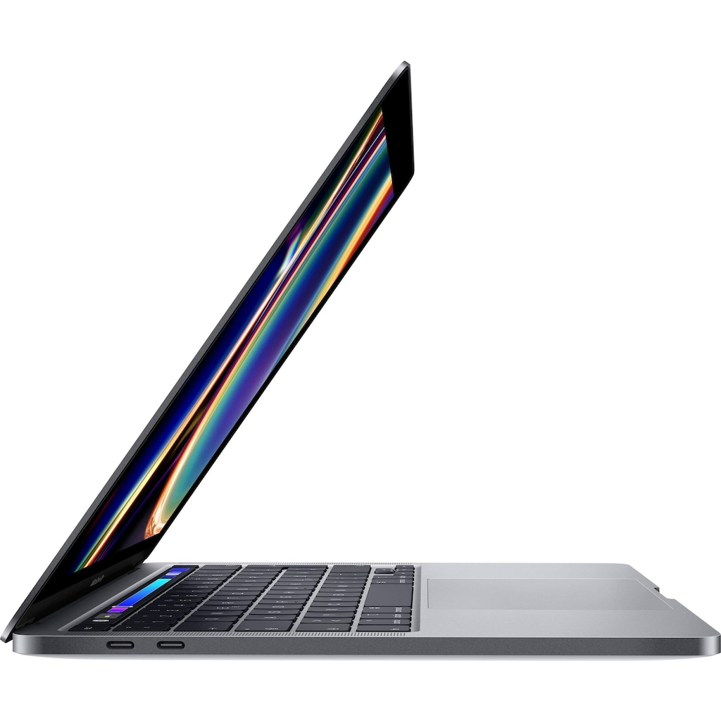 "Apple Notebook »MacBook Pro«, (33,78 cm/13,3 "" Intel Core i5 Iris Plus Graphics\r\n - GB HDD 1000 GB SSD)"