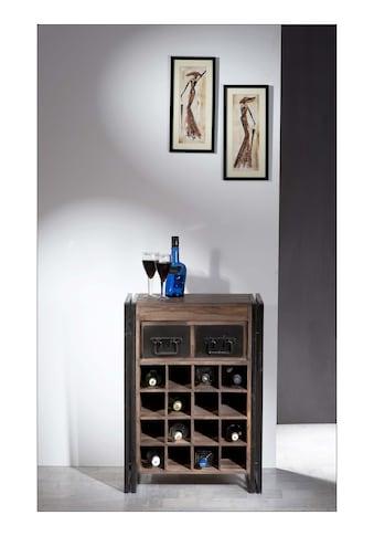 SIT Weinregal »Panama«, im Industrial Design kaufen