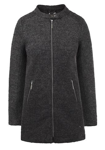 Blendshe Wollmantel »Wilma«, Mantel aus warmer Boucle-Qualität kaufen