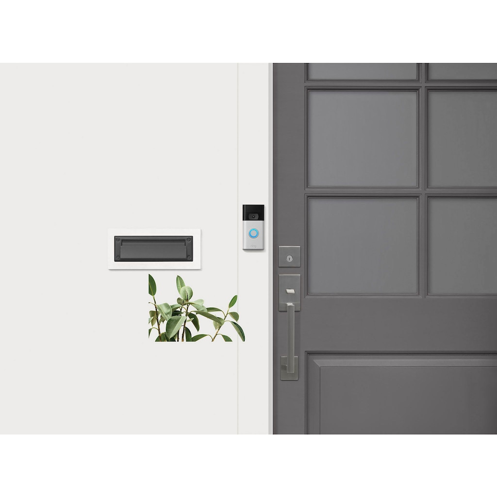 Ring Smart Home Türklingel »Video Doorbell (2. Generation)«, Aussenbereich