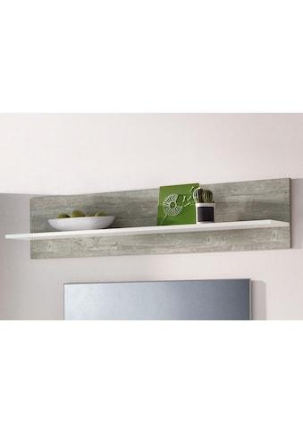 Wilmes Wandregal »Aosta«, Breite 140 cm kaufen