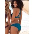 LASCANA Push-Up-Bikini, mit Makramee-Details