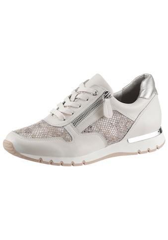 Caprice Sneaker, mit Reptilienprägung, H-Weite kaufen