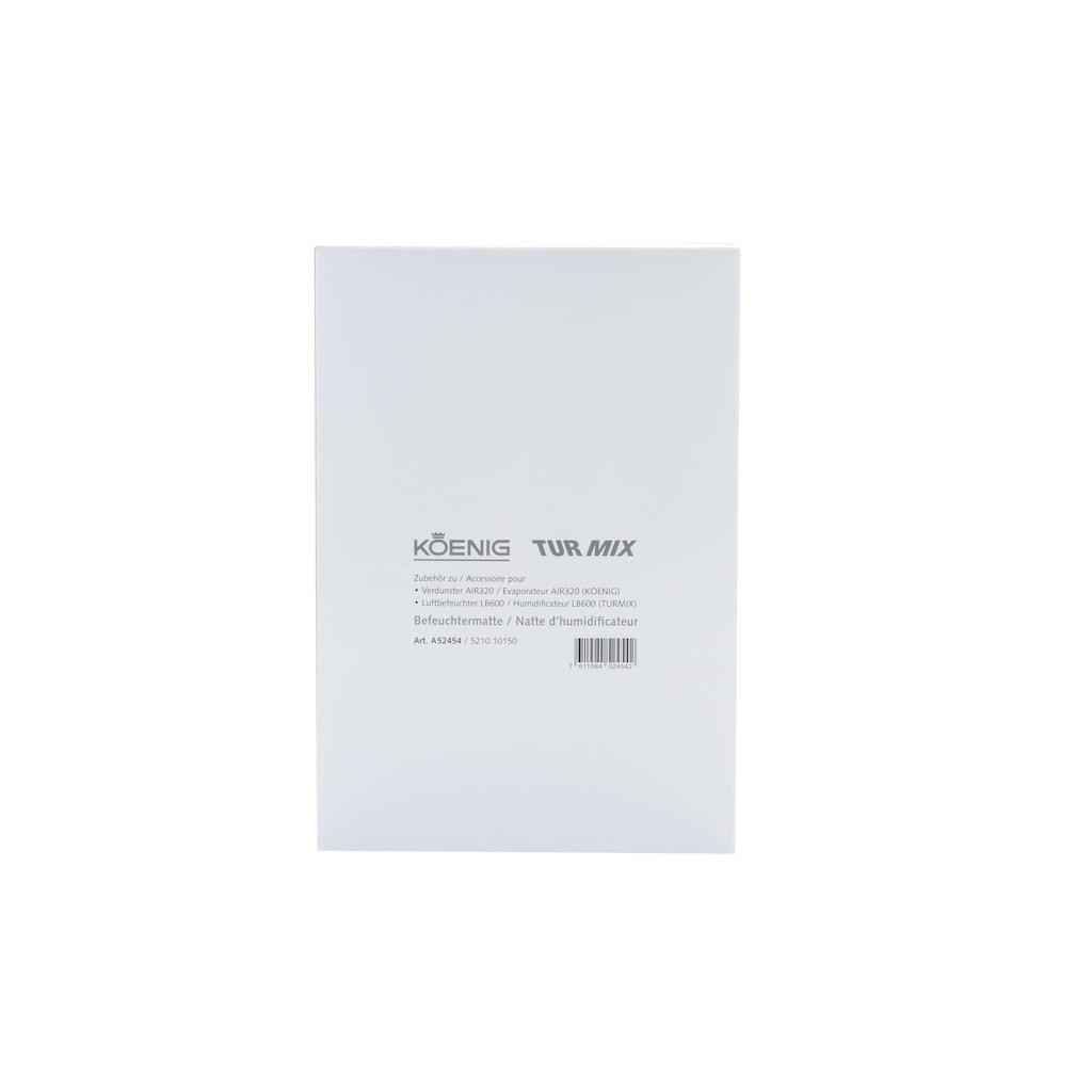 Turmix Luftfilter »Matte Befeuchtung für LB600«