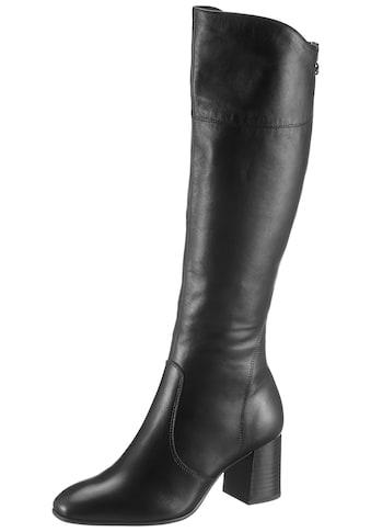 Tamaris Stiefel »Solo«, mit variablen Schaft kaufen