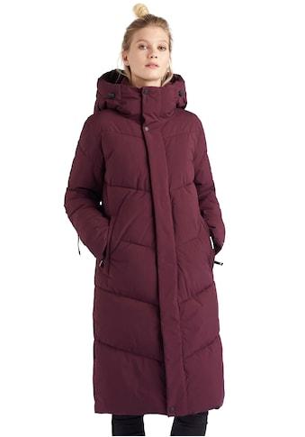khujo Steppjacke »TORINO«, stylichser Winter Steppmantel mit Kapuze kaufen
