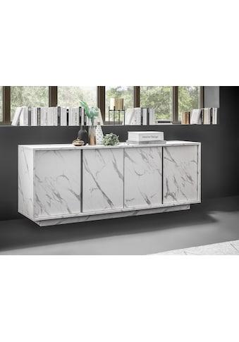 LC Sideboard »Carrara«, grifflos kaufen