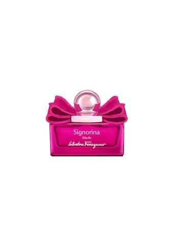 Salvatore Ferragamo Eau de Parfum »Signorina Ribelle 30 ml« kaufen