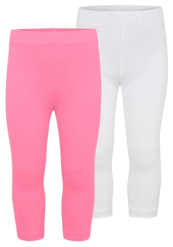 KIDSWORLD Leggings, (2er-Pack), in 3/4 Länge kaufen