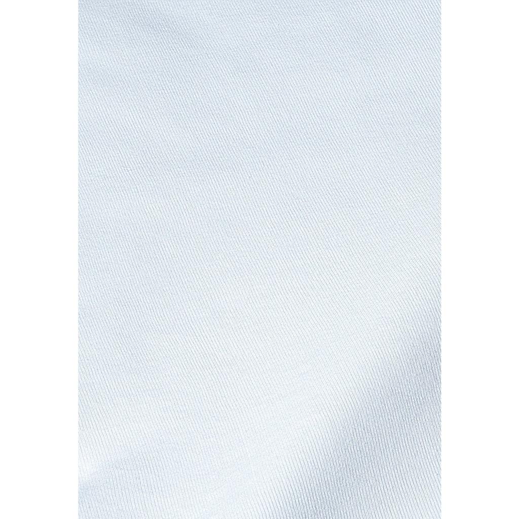 Schiesser Slip, mit Eingriff schlichte Basic-Slips in Top-Markenqualit